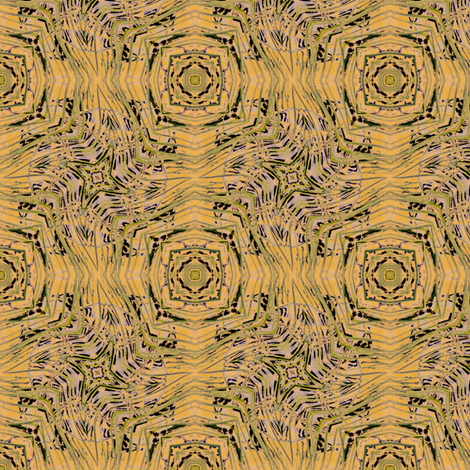 Pineapple Twist fabric by wren_leyland on Spoonflower - custom fabric