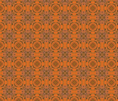 Tiger Eyes fabric by wren_leyland on Spoonflower - custom fabric