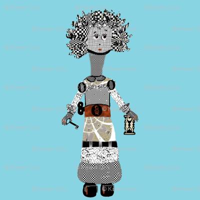 Eloise Robot Super Robot power