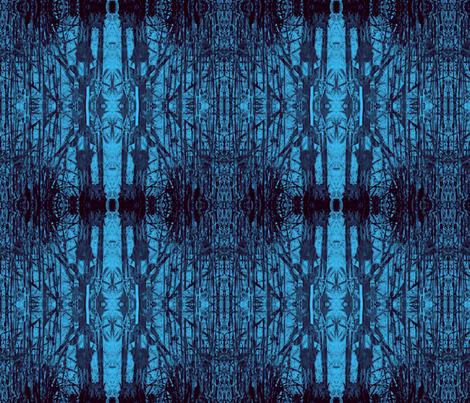 blue-allium-1500 fabric by wren_leyland on Spoonflower - custom fabric