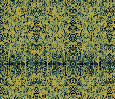 Urban Pea Soup fabric by wren_leyland on Spoonflower - custom fabric
