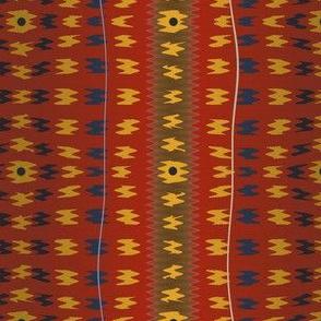 Tandori Wall (Red Curry)
