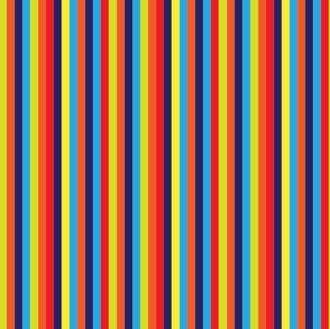 Circus Stripes 3 fabric by mainsail_studio on Spoonflower - custom fabric