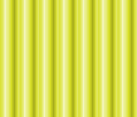 Lime Green Stripes fabric by mainsail_studio on Spoonflower - custom fabric