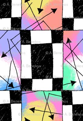 Retro 90s: Blocks and Arrows