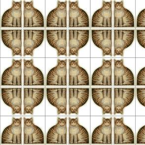 Tabby - quilt applique blocks
