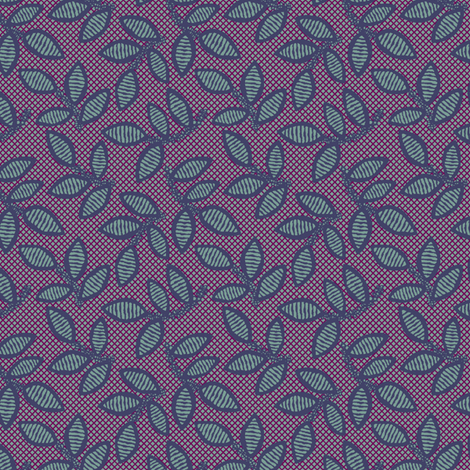 lace - plum fabric by cheyanne_sammons on Spoonflower - custom fabric