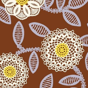 doilies - coffee