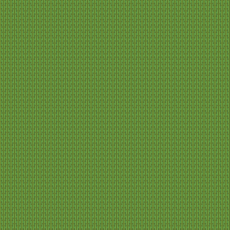 Tiny Paisley Stripe Green  ©2012 by Jane Walker fabric by artbyjanewalker on Spoonflower - custom fabric