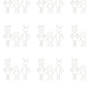 Triple Robots