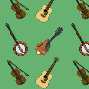 Green Musical Instruments