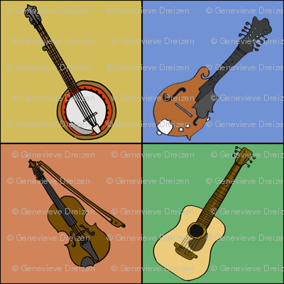 Musical Patches