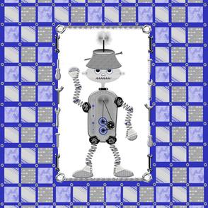 Ro-Buddy Robot