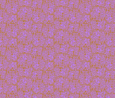 Firepuff Passion fabric by glimmericks on Spoonflower - custom fabric