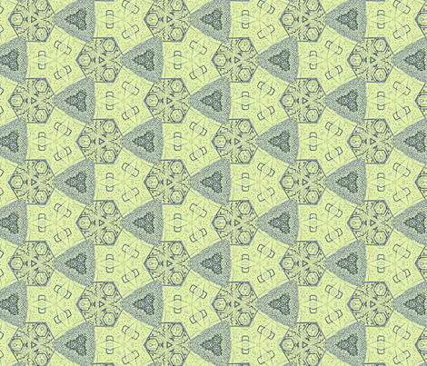 Machine Age: Cohesion in Motion fabric by wren_leyland on Spoonflower - custom fabric