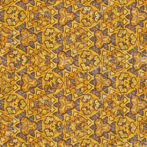 Honeycomb fabric by wren_leyland on Spoonflower - custom fabric