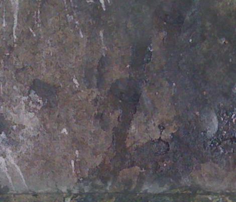 dirt on the street fabric by giantpeanut on Spoonflower - custom fabric