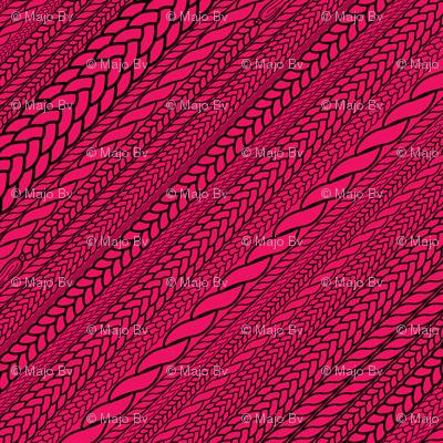 Sewing hardware (braids)