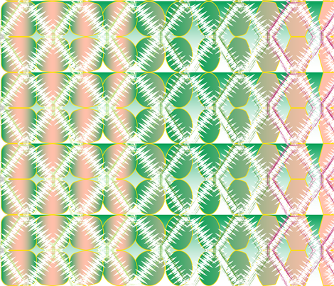 ikat_largeflorida fabric by veerapfaffli on Spoonflower - custom fabric