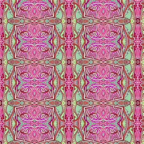Egyptian Princess fabric by edsel2084 on Spoonflower - custom fabric