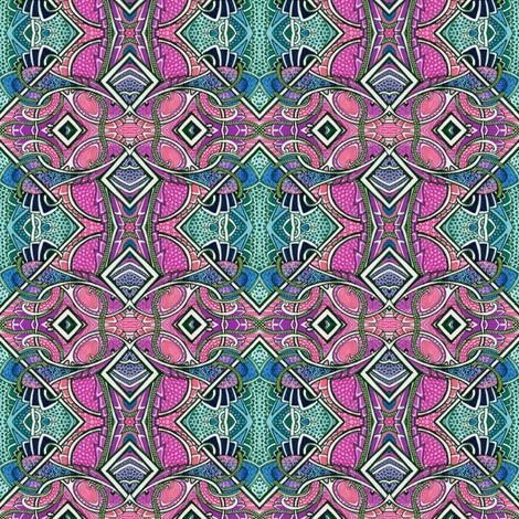 Happy New Year 1928 fabric by edsel2084 on Spoonflower - custom fabric