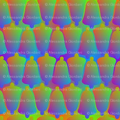Rainbow bells