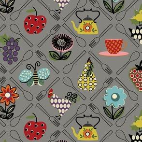 Sweet Garden / Vintage