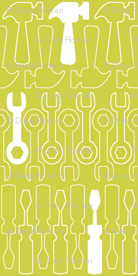 'Made 4 U' Collection - DIY, Green