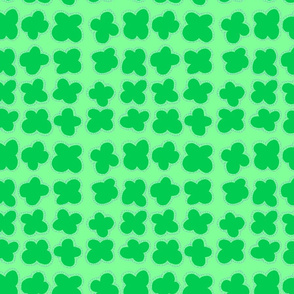 Wiggly Clover