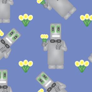 Robotom lavendar