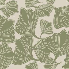Tulip Seeds Mosstone