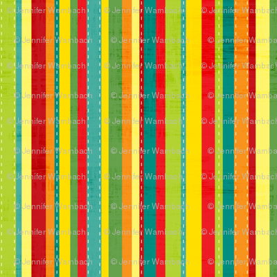 Space Robot stripe
