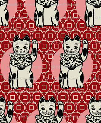 Lucky_cats-Red