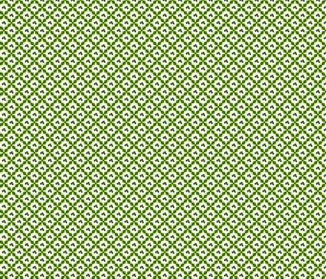 Double Irish chain *Mini* fabric by cherryandcinnamon on Spoonflower - custom fabric