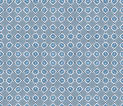 Limestone Diamonds © Gingezel™ 2012 fabric by gingezel on Spoonflower - custom fabric