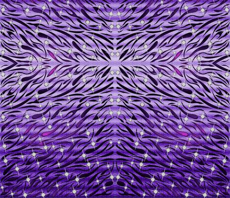 Sparkle Purple fabric by dancingwithfabric on Spoonflower - custom fabric