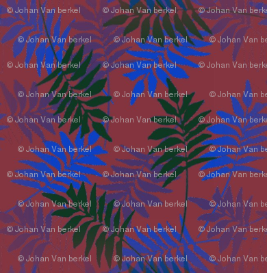 Kobalt leaves