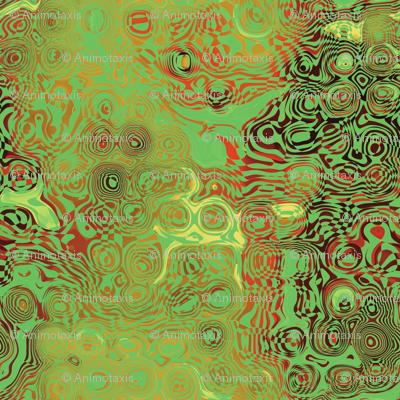Organic Optical Illusion 3