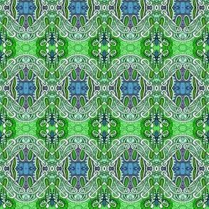 Double Helix Paisley