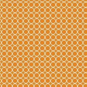 Hoop Dot / Orange