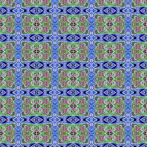 Little Boxes Full of Paisleys fabric by edsel2084 on Spoonflower - custom fabric