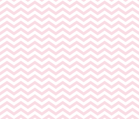 Chevron in Blush Pink fabric by jessicabonilla on Spoonflower - custom fabric