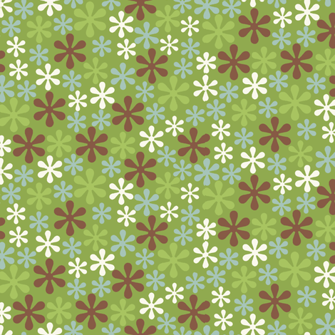 spin_gam_-_green fabric by hoodiecrescent&stars on Spoonflower - custom fabric