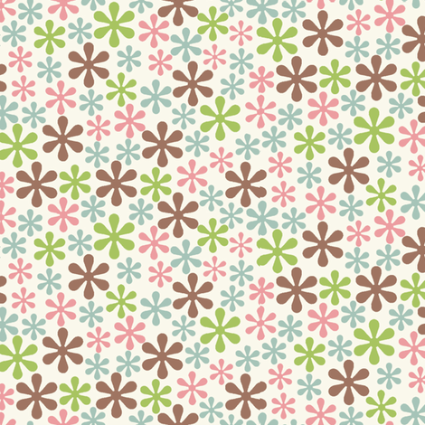 spin_gam_cream fabric by hoodiecrescent&stars on Spoonflower - custom fabric
