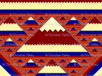Mountain Blanket Fractal