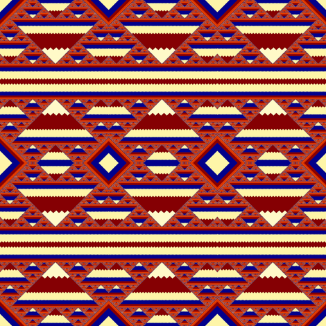 Mountain Blanket Fractal fabric by clotilda_warhammer on Spoonflower - custom fabric