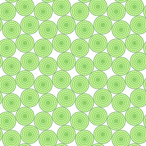 polar graph S43EVC 1 - xmas edition fabric by sef on Spoonflower - custom fabric