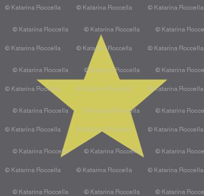 star grey yellow