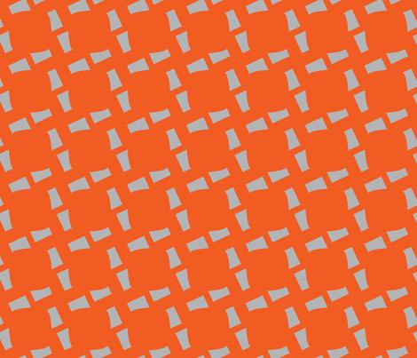 throwing silver bones fabric by carol-anne_ryce-paul_-_urbanthropologie on Spoonflower - custom fabric
