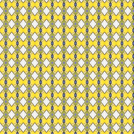 Iaruch's Diamond fabric by siya on Spoonflower - custom fabric
